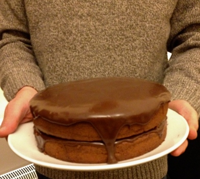 Consider this a baked good challenge, Glasgow.